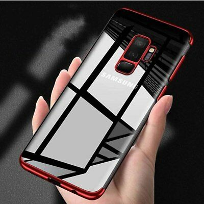 For Samsung Note 9 S10/e/9/8/7/6 J7/6/5/4 Prime A7/8/9 Crystal Silicone TPU Case