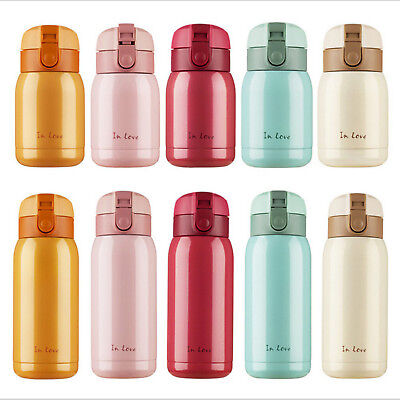 1X(mini Stainless Steel Big belly thermos bottle V6B4)