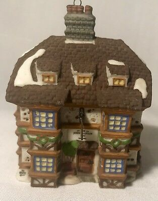 Dept 56 Sir John Falstaff Inn Ornament Collectors Edition 1995 Charles Dickens