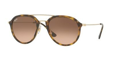 3e311a7ef1 Ray Ban RB4253 710 A5 53mm Sunglasses Havana Frame   Pink Brown Gradient  Lenses