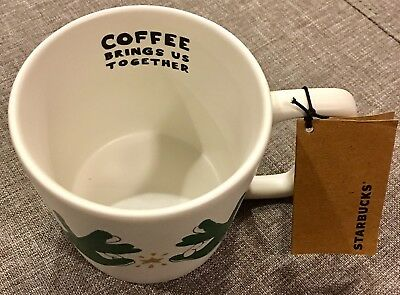 ASL Rare Starbucks Mug (American Sign Language)