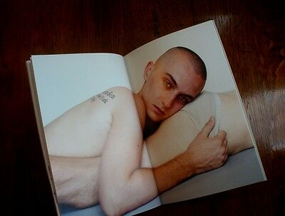 Limited to 100 & signed! Colby & William new/sealed photozine gay interest