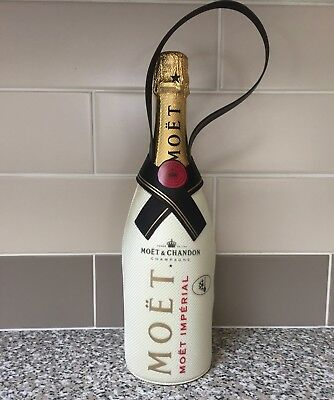 Moet & Chandon Imperial Champagne Exclusive Insulated Bottle Cover + Handle