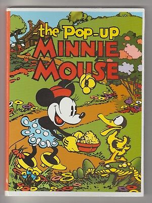 The Pop-Up Minnie Mouse Book
