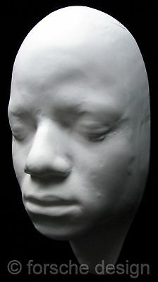 Michael Jackson Young Life Mask Bust Cast From The Wiz