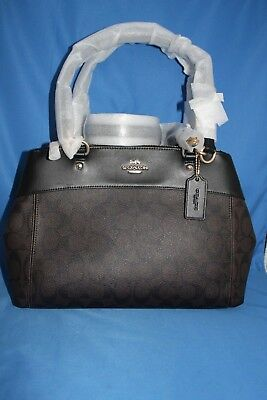 Coach F25396 F25397 Brooke Carryall Satchel Crossbody New With Tags