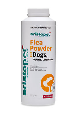Aristopet Flea Powder 200g For Dogs & Cats
