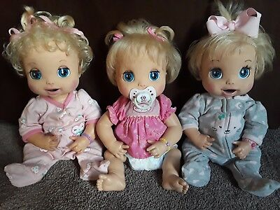 2006 Soft Face Baby Alive Doll