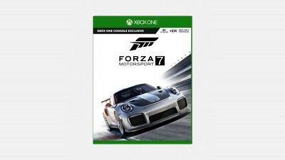 Forza Motorsport 7 - Xbox One - Over 700 cars - Ultra HD - Best RACING GAME!