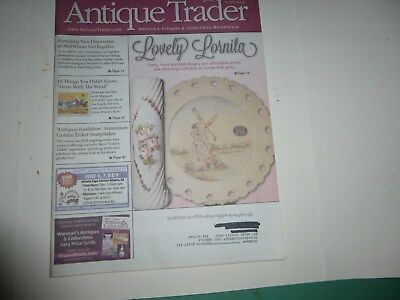Antique Trader Magazine - May 15, 2013 - Lornita Milk Glass; Red Wing