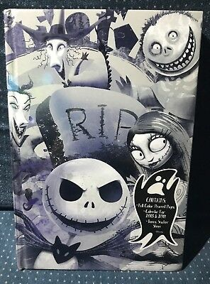 Disney's The Nightmare Before Christmas Journal Walgreens Exclusive NEW SEALED