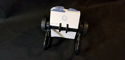 Vintage Rolodex Open Metal Rotary Card File Holder