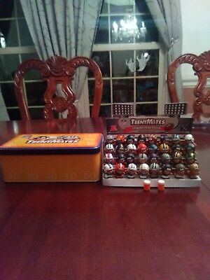 NFL Teenymates Collector Tin and all NFL teams.  Series vary from 1-6.