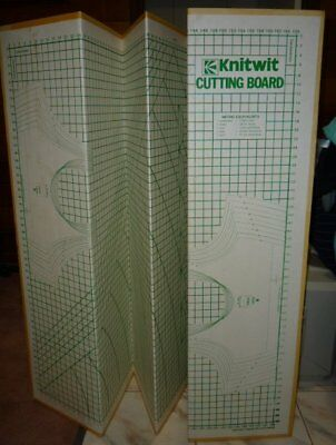 KnitWit Cutting / Layout Board   Local Pickup Only, Cash on pickup