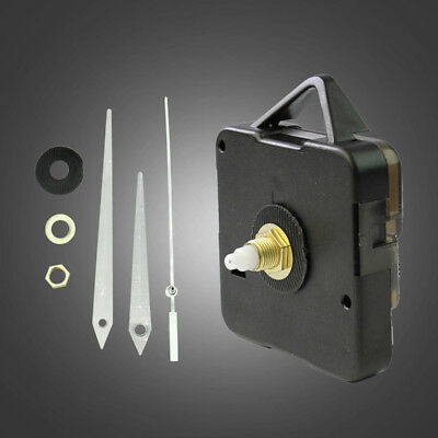 Quartz Battery Wall Clock Movement Mechanism DIY Repair Tool Replace Parts Usefu