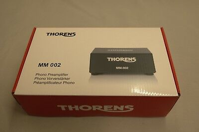 THORENS - MM 002 Moving Magnet Phono Stage - NEW