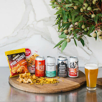 WJ Craft Beer Taster Gift Hamper