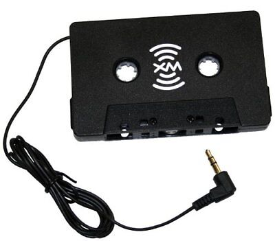 Xm Sirius Sat Cassette Tape Adapter Converter Mp3 Ipod Radio Aux Iphone Ipod Mp3