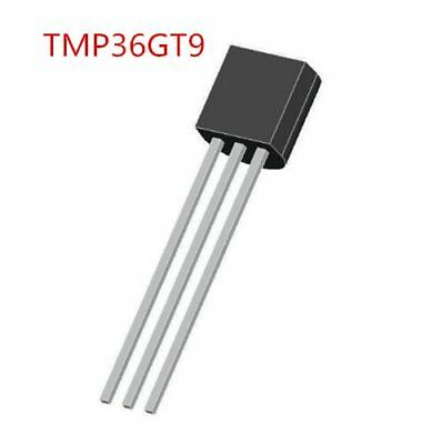 TMP36 TMP36GT9Z Temperature Sensor TO-92 IC Arduino Raspberry Pi