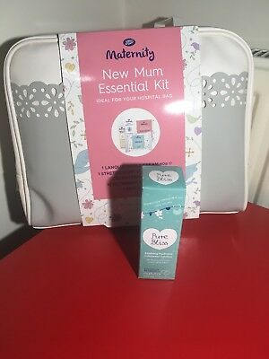 Natural Birthing Company Pure Bliss + Boots Maternity Essential Kit