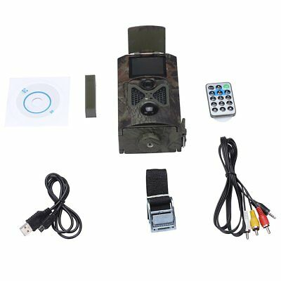 16MP HD Wildlife Hunting Trail Digital Animal Camera Infrared Vision Cam