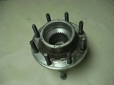 05-10 Ford F-250 350 SRW Super Duty 4x4 Front Axle Wheel Hub And Bearing