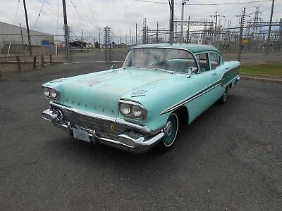1958 Pontiac Chiefton Sedan 4Door V8 - Chevy, Mustang, Comaro, Falcon