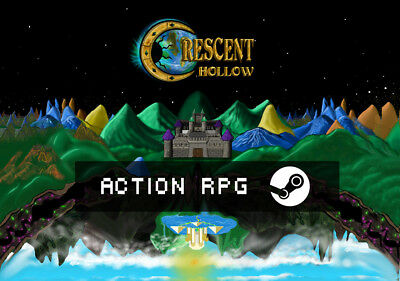 Crescent Hollow Action RPG Steam Key