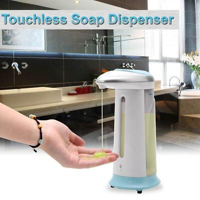 Automatic Soap Dispenser,Kitchen Hand Touch-Free Sensor Pump Soap Sanitizer