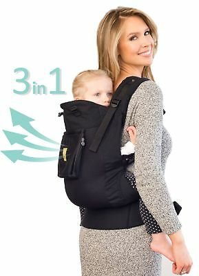 4596fd09d27 LILLEBABY LÍLLÉBABY 3 in 1 CarryOn Toddler Carrier - Airflow