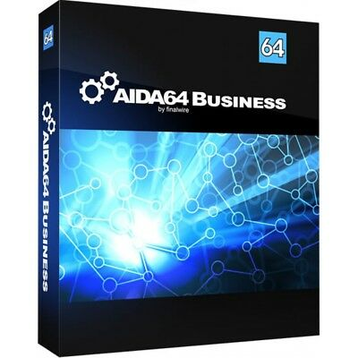 Aida 64 Extreme Business - Life License - Full Version - 10 PC License