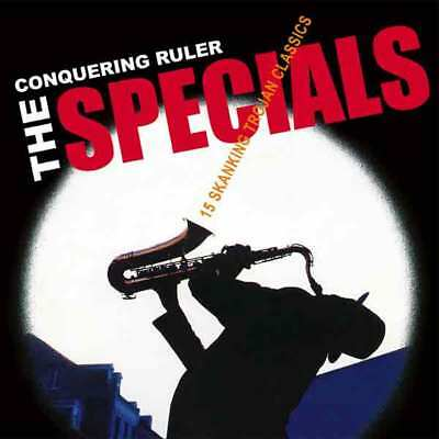 THE SPECIALS THE CONQUERING RULER LP (red vinyl)