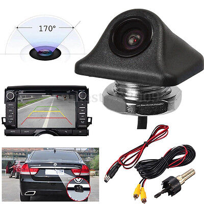 HD Night Vision Car Rearview Camera Universal Auto Parking Reverse Backup Camera