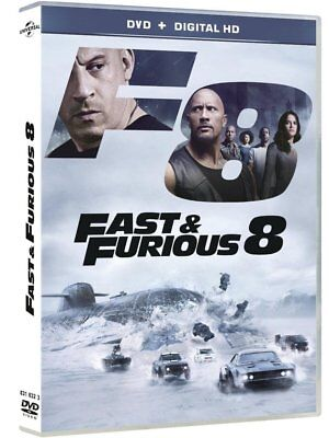 Fast & Furious 8 [DVD + Copie digitale]
