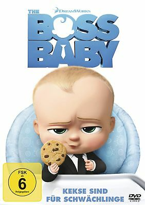 DVD * The Boss Baby
