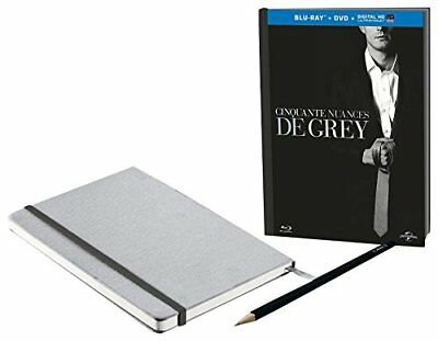 Cinquante nuances de Grey [Combo Blu-ray + DVD + Copie digitale] - Inclus un cra