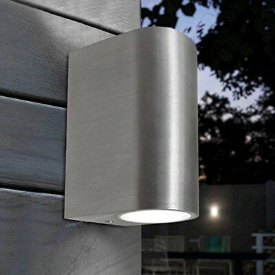Up Down Wall Light For Hallway Double Garden Wall Sconce Waterproof Patio Lamp U