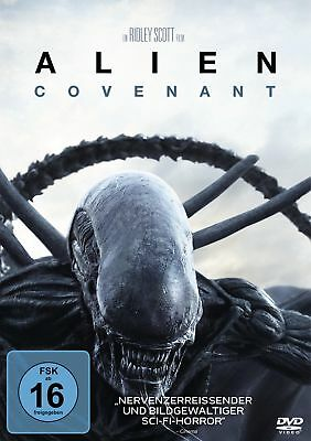 DVD * Alien Covenant - Alien Covenant (DVD)