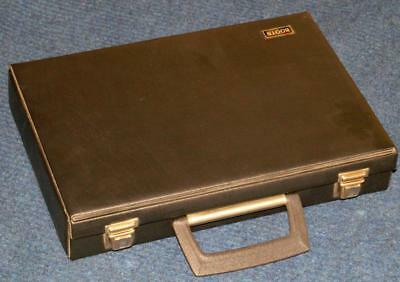Boots Slide Storage Case - Holds 200 x 35mm Photographic Slides - Black