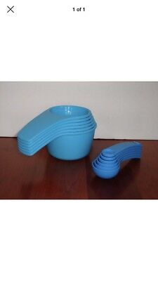 tupperware measuring cup And Spoon  set