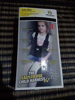 Child Safety Harness infa-secure cs80
