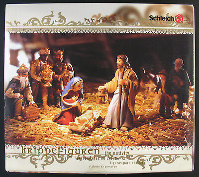 SCHLEICH 30600 - Krippe Figuren - The nativity - Christmas figure - Weihnachten
