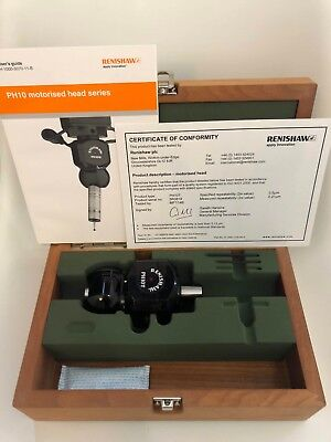 Brand New Renishaw PH10T CMM Probe Head