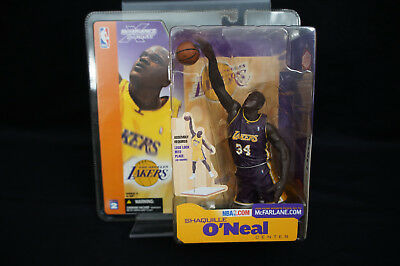 Figures McFarlane NBA 2 Pack Shaquille O/'Neal /& Rasheed Wallace 2in