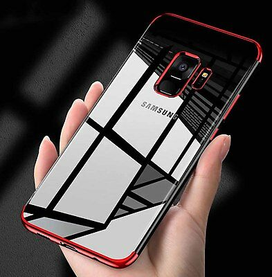 For Samsung Note 9/8 S9/8/7/ A9/8/7/5/3 J7/6/5/4 Prime Crystal Silicone TPU Case