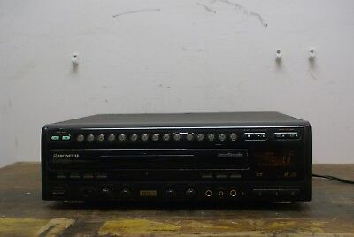 Pioneer CLD-2760K CD / Laserdisc Player with Karaoke System