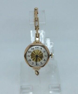 Edwardian 1920's 9ct gold , excellent condition