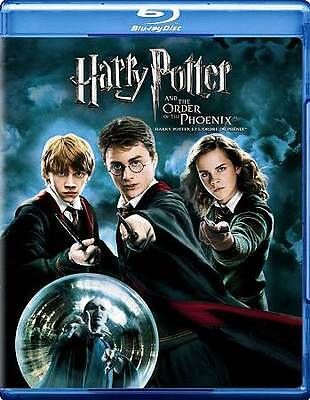 Harry Potter and the Order of the Phoenix (Blu-ray Disc, 2007)