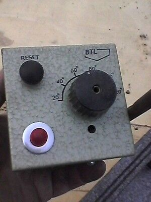 BTL Thermostat Industrial