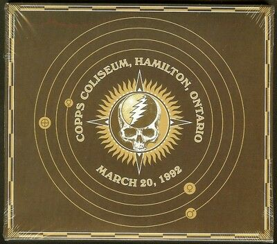 Grateful Dead 30 Trips Around the Sun  3/20 1992 Copps Hamilton Ontario  NEW